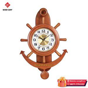 đồng hồ in logo