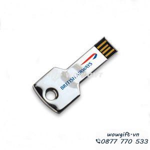usb in logo hinh chia khoa