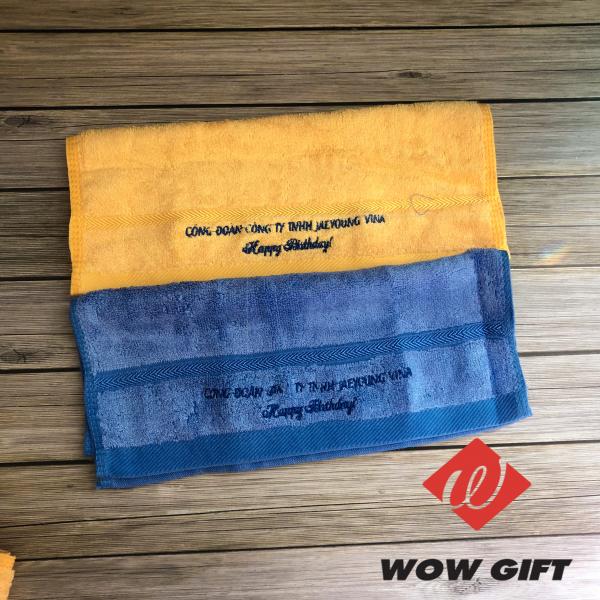 Quà tặng khăn tắm phụ nữ