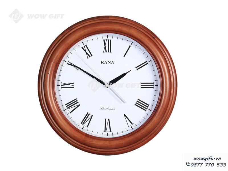 Đồng hồ in logo quà tặng khách hàng