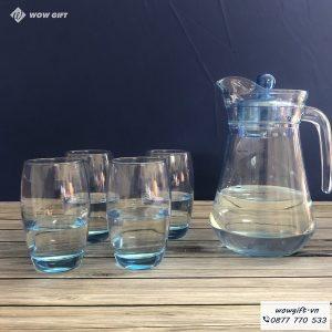 bộ bình cốc thủy tinh