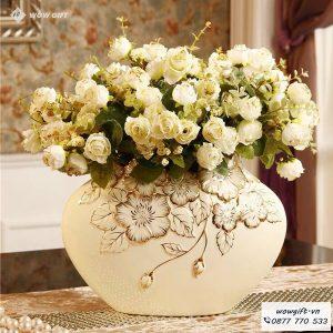 Bình hoa quà tặng