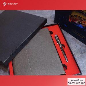 bộ giftset sổ bút
