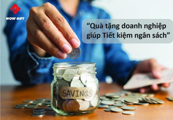 quà tặng tiết kiệm ngân sách