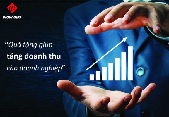 quà tặng giúp tăng doanh thu cho doanh nghiệp