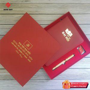 quà tặng đại hội sổ tay bút ký