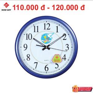 đồng hồ tròn treo tường