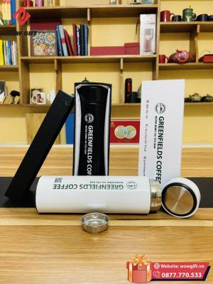 quà tặng doanh nghiệp bình giữ nhiệt in logo